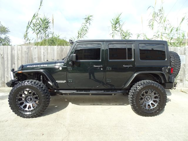 2012 Jeep Wrangler Unlimited Rubicon Corpus Christi, Texas 4