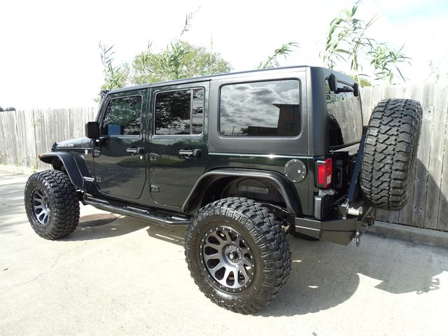 2012 Jeep Wrangler Unlimited Rubicon Corpus Christi, Texas 2