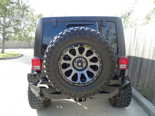 2012 Jeep Wrangler Unlimited Rubicon Corpus Christi, Texas 7