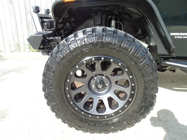 2012 Jeep Wrangler Unlimited Rubicon Corpus Christi, Texas 12
