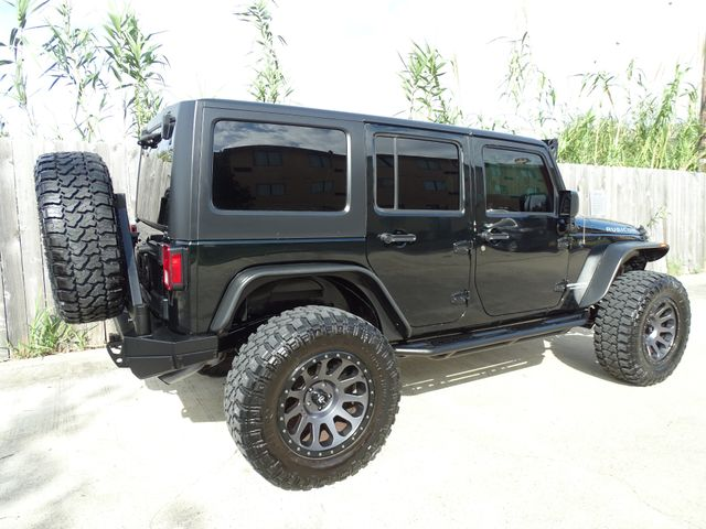 2012 Jeep Wrangler Unlimited Rubicon Corpus Christi, Texas 3