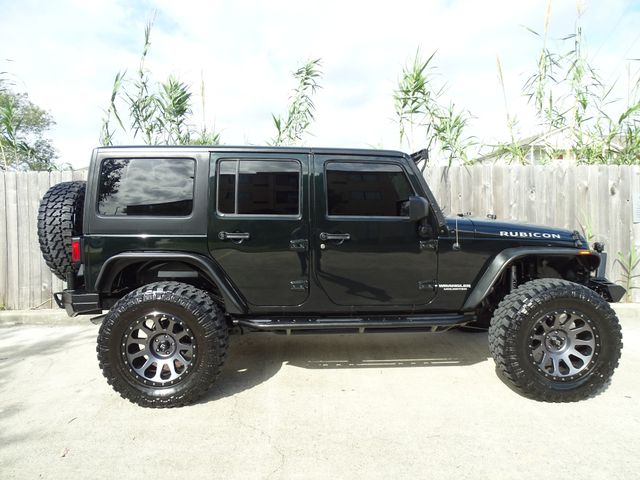 2012 Jeep Wrangler Unlimited Rubicon Corpus Christi, Texas 5