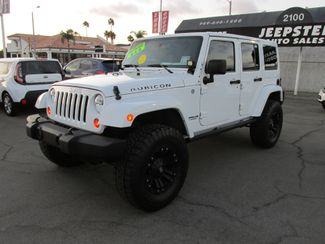 2012 Jeep Wrangler Unlimited Rubicon in Costa Mesa, California 92627