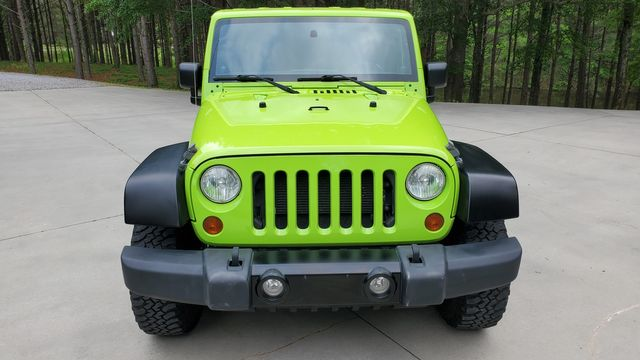 2012 Jeep Wrangler Unlimited Sahara in Cullman, AL 35055