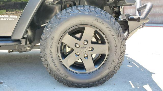 2012 Jeep Wrangler Unlimited Rubicon Call of Duty MW3 in Cullman, AL 35055