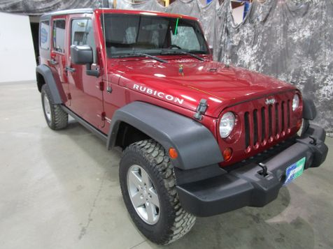 2012 Jeep Wrangler Unlimited Rubicon in , ND