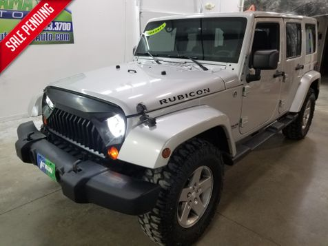 2012 Jeep Wrangler Unlimited Rubicon Hard Top in Dickinson, ND