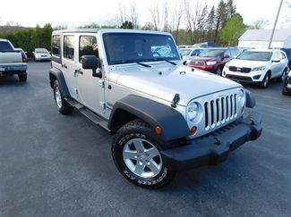 2012 Jeep Wrangler Unlimited Sport in Ephrata, PA 17522