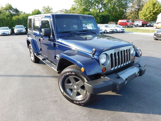2012 Jeep Wrangler Unlimited Freedom, OSCAR MIKE EDITION