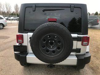 2012 Jeep Wrangler Unlimited Sahara Farmington, MN 2