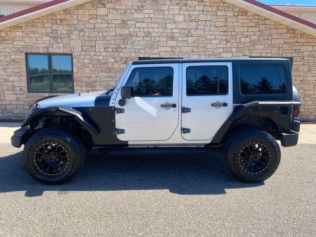2012 Jeep Wrangler Unlimited Sport Farmington, MN 1