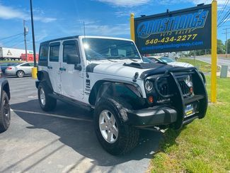 2012 Jeep Wrangler Unlimited Sport in Harrisonburg, VA 22801