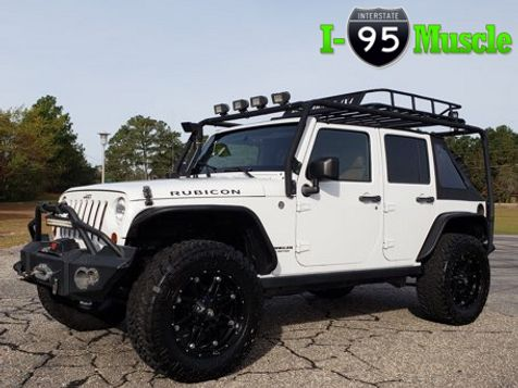 2012 Jeep Wrangler Unlimited Rubicon in Hope Mills, NC