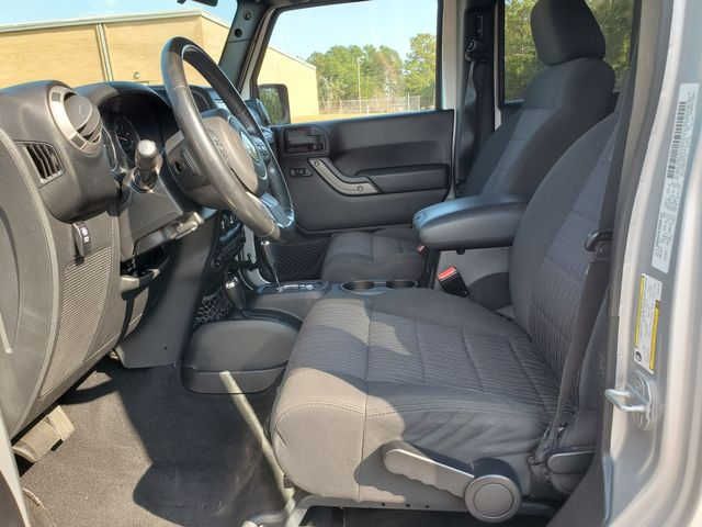 2012 Jeep Wrangler Unlimited Sport in Hope Mills, NC 28348