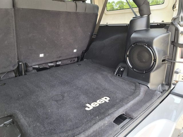 2012 Jeep Wrangler Unlimited Sahara in Hope Mills, NC 28348