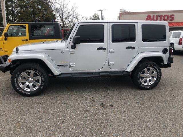 2012 Jeep Wrangler Unlimited Sahara - John Gibson Auto Sales Hot Springs in Hot Springs Arkansas