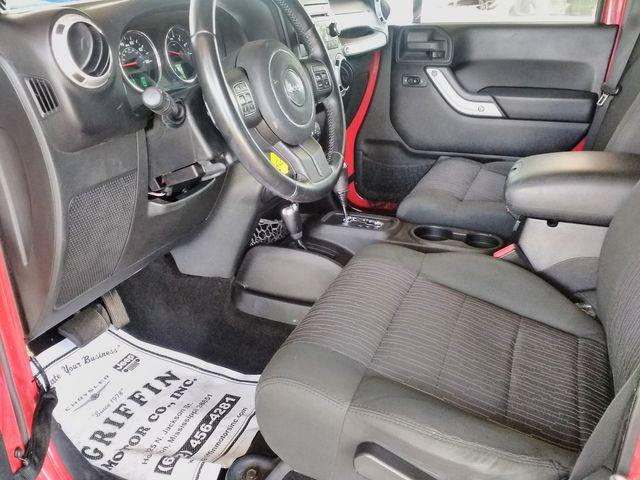 2012 Jeep Wrangler Unlimited Sahara Houston, Mississippi 7