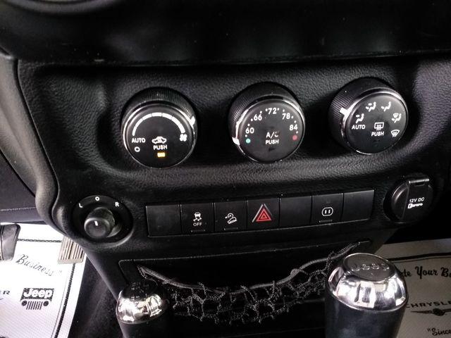 2012 Jeep Wrangler Unlimited Sahara Houston, Mississippi 19