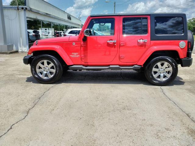 2012 Jeep Wrangler Unlimited Sahara Houston, Mississippi 3