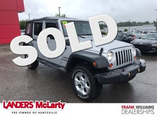 2012 Jeep Wrangler Unlimited Sport | Huntsville, Alabama | Landers Mclarty DCJ & Subaru in  Alabama