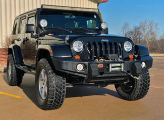 2012 Jeep Wrangler Unlimited Sahara in Jackson, MO 63755