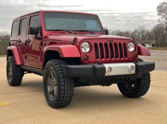 2012 Jeep Wrangler Unlimited Sahara in Jackson, MO 63755