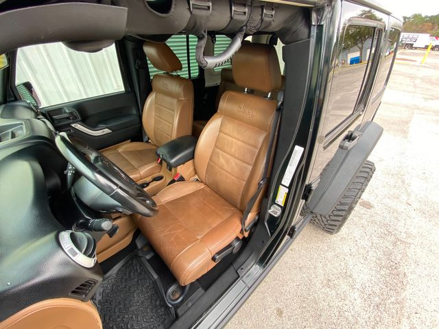 2012 Jeep Wrangler Unlimited Rubicon Hard Top in Jacksonville , FL 32246