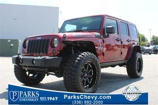 2012 Jeep Wrangler Unlimited Sahara in Kernersville, NC 27284