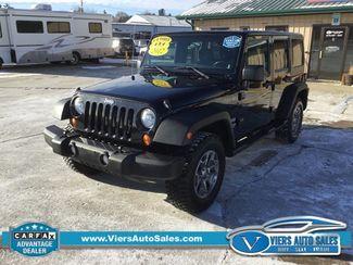 2012 Jeep Wrangler Unlimited Sport in Lapeer, MI 48446