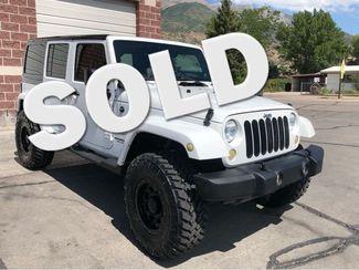 2012 Jeep Wrangler Unlimited Sahara LINDON, UT