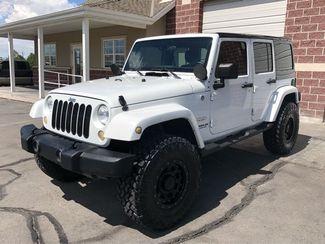 2012 Jeep Wrangler Unlimited Sahara LINDON, UT 9