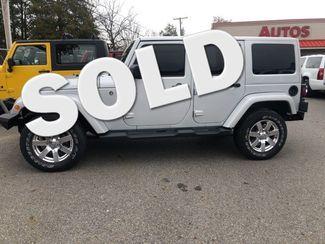 2012 Jeep Wrangler Unlimited Sahara   Little Rock, AR   Great American Auto, LLC in Little Rock AR AR