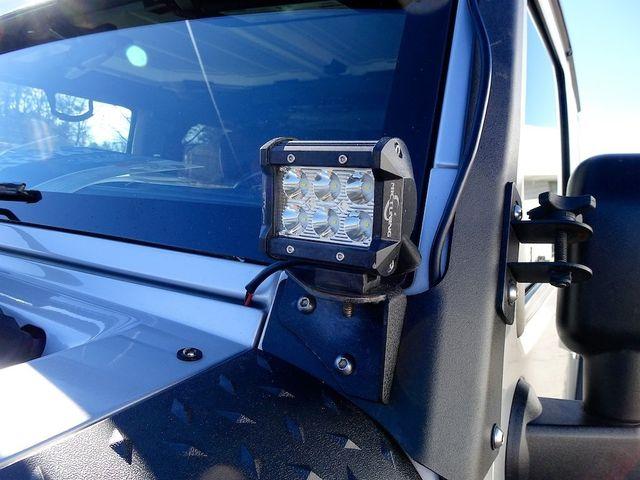 2012 Jeep Wrangler Unlimited Sport Madison, NC 12