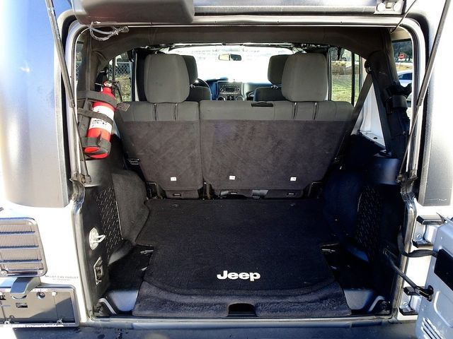 2012 Jeep Wrangler Unlimited Sport Madison, NC 16