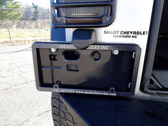2012 Jeep Wrangler Unlimited Sport Madison, NC 18