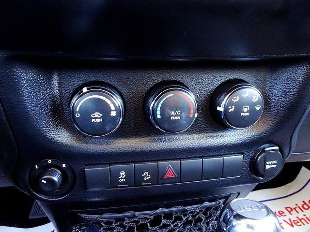 2012 Jeep Wrangler Unlimited Sport Madison, NC 25