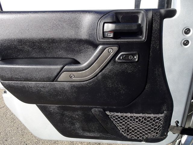 2012 Jeep Wrangler Unlimited Sport Madison, NC 28