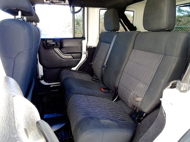 2012 Jeep Wrangler Unlimited Sport Madison, NC 33