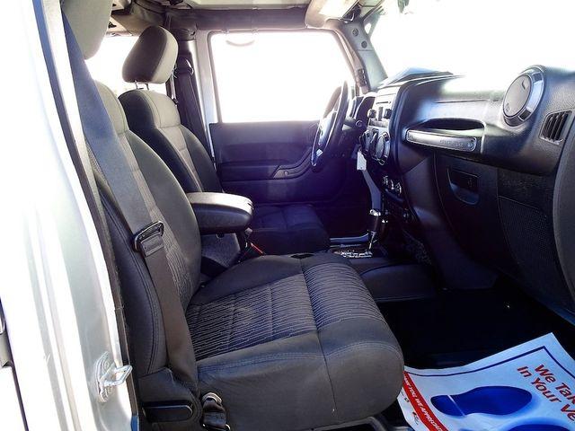 2012 Jeep Wrangler Unlimited Sport Madison, NC 40