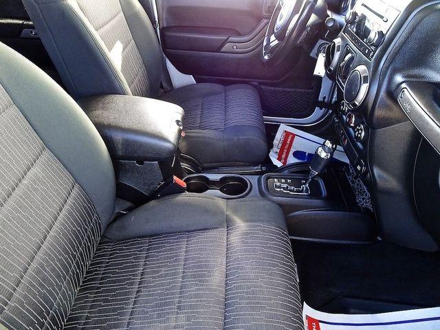 2012 Jeep Wrangler Unlimited Sport Madison, NC 41