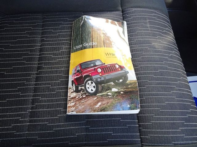 2012 Jeep Wrangler Unlimited Sport Madison, NC 45