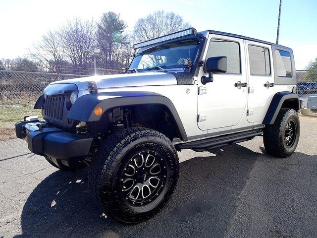 2012 Jeep Wrangler Unlimited Sport Madison, NC 6