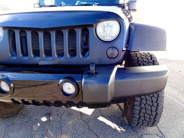 2012 Jeep Wrangler Unlimited Sport Madison, NC 9