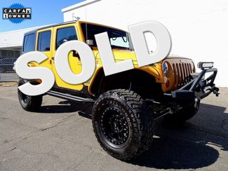 2012 Jeep Wrangler Unlimited Sport Madison, NC