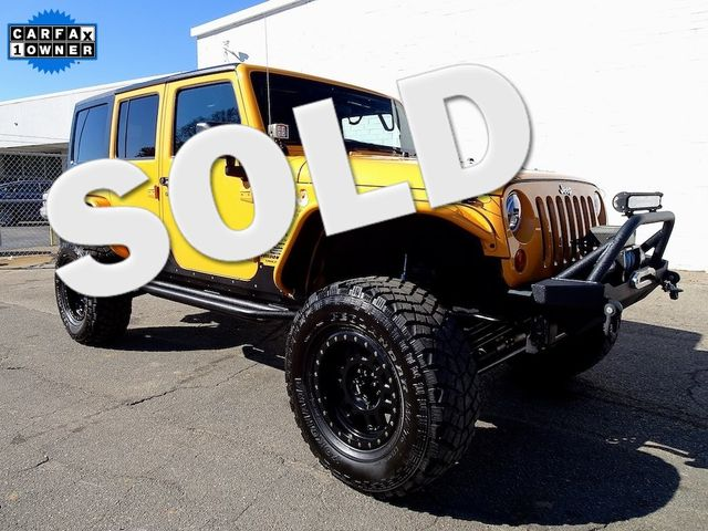 2012 Jeep Wrangler Unlimited Sport Madison, NC 0