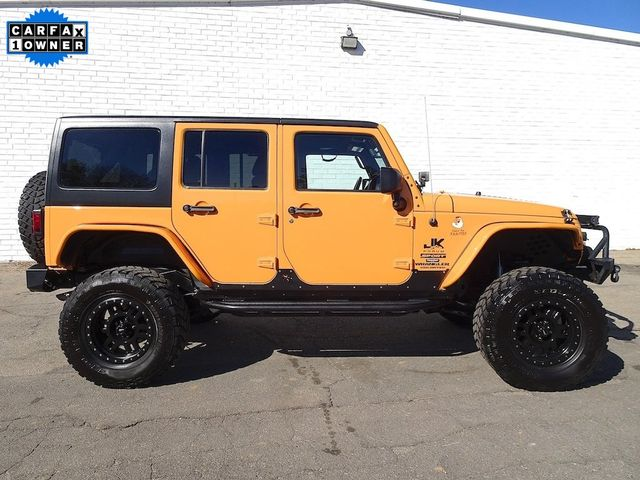 2012 Jeep Wrangler Unlimited Sport Madison, NC 1