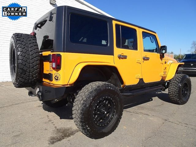 2012 Jeep Wrangler Unlimited Sport Madison, NC 2