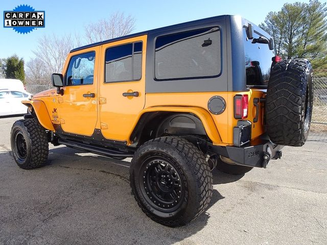 2012 Jeep Wrangler Unlimited Sport Madison, NC 4