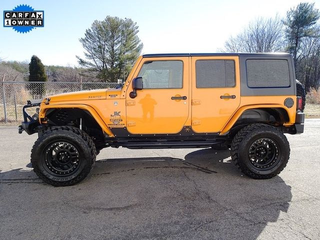2012 Jeep Wrangler Unlimited Sport Madison, NC 5