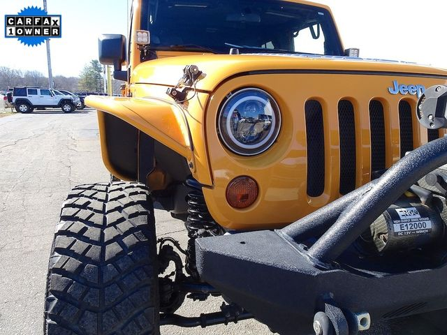 2012 Jeep Wrangler Unlimited Sport Madison, NC 8